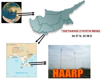 Image result for haarp cyprus